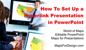 How to Set Up a Hyperlink Presentation in PowerPoint