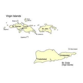 Virgin Islands US Territory PowerPoint Map, Capital and Major Islands See details Virgin Islands US Territory PowerPoint Map, Capital and Major Islands